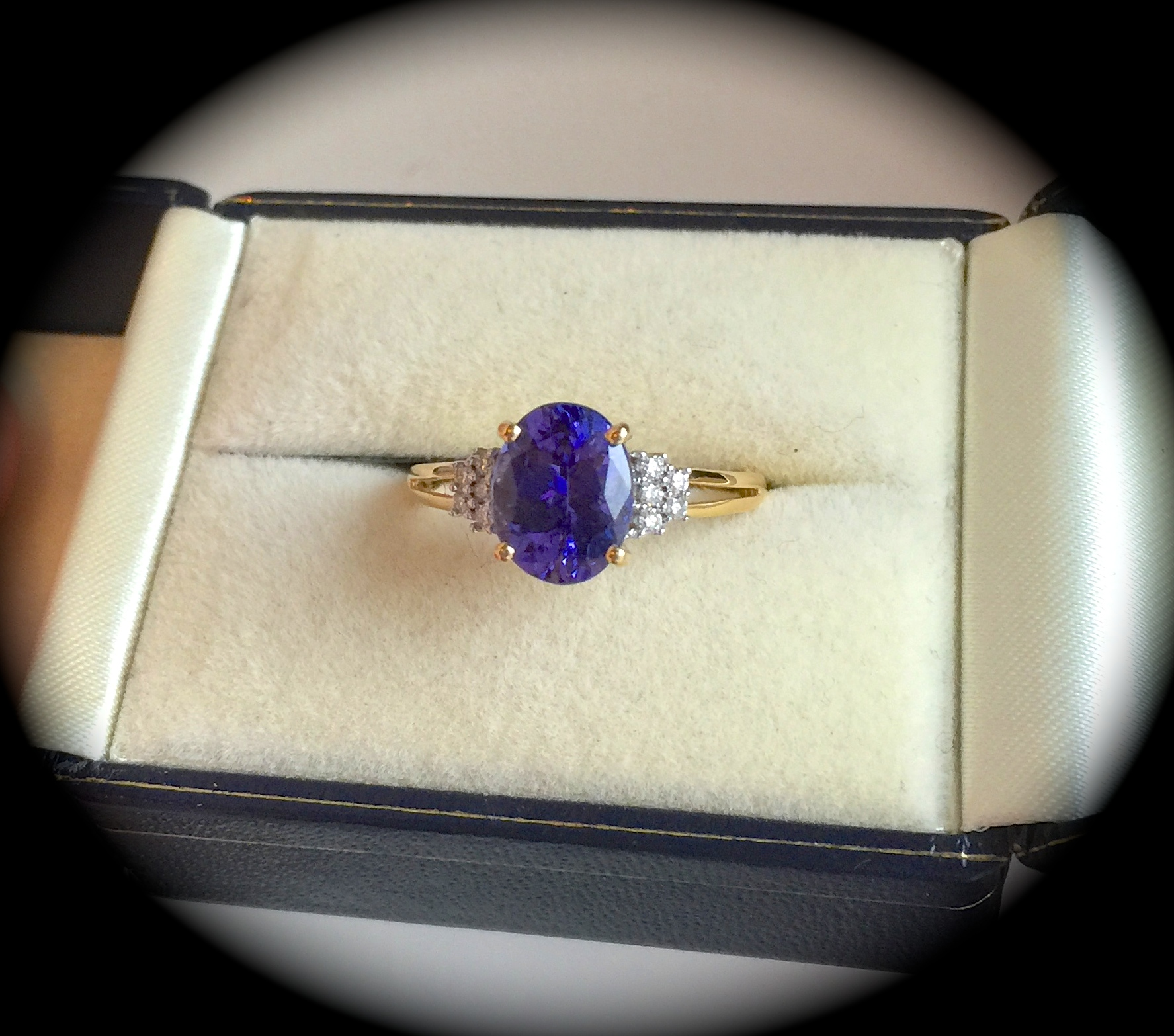 size investment diamond y beautiful n products rings img colour gold grade ring tanzanite