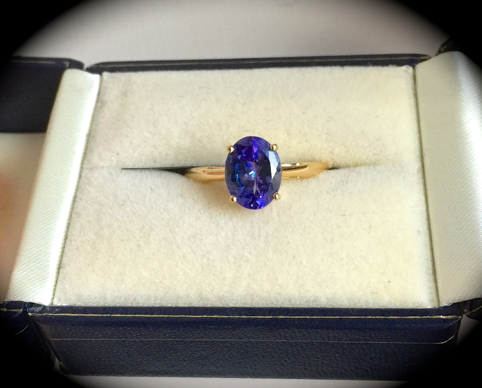 shipping shape cts size inclushion investment quality il no grade fullxfull listing natural oval tanzanite aaa