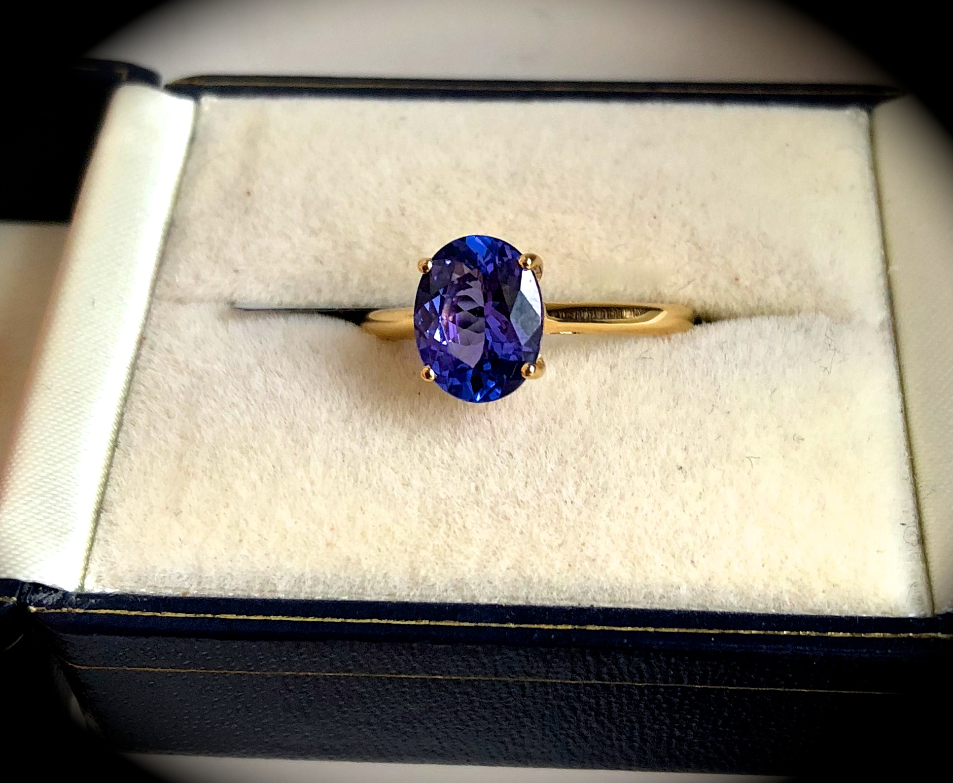 grade brilliant tanzanite round investment birthstone december the cut for